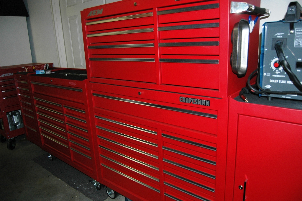 harbor freight tool box custom. harbor freight 13 drawer tool boxes $271.99 [archive] - page 6 the garage journal board box custom k