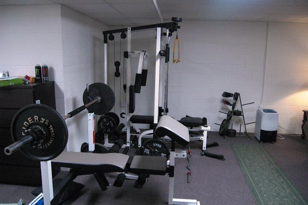 home gym joy - photo #45